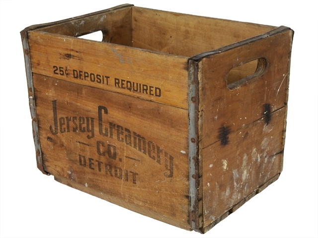 antique dairy crate for the home pinterest crates. Black Bedroom Furniture Sets. Home Design Ideas