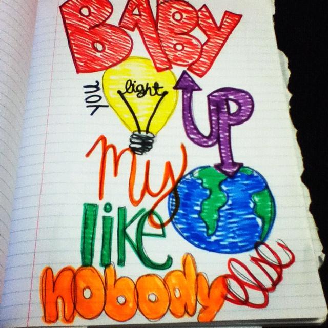 one direction lyrics drawings - photo #5