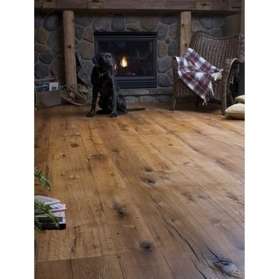 Old Growth Antique Oak From Heritage Wide Plank Flooring