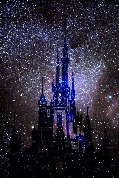 Fantasy Disney Art Print