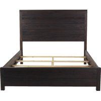 Jayden Panel Bed & Reviews | Joss & Main