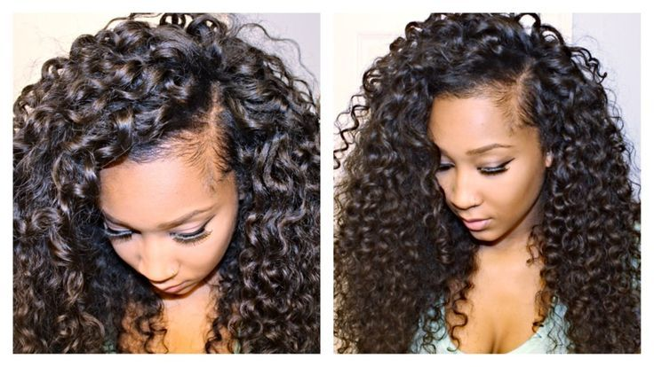 89 Best Curly Weave Hairstyles Images On Pinterest