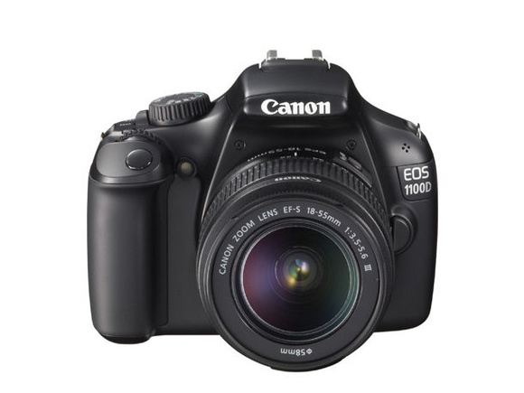 Best canon cameras 2012