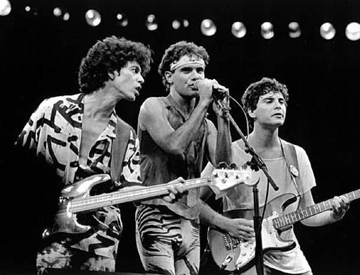 Barão Vermelho - Rock in Rio (1985).