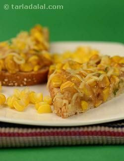 A simple sandwich transforms into a delicacy, thanks to the magic of corn.