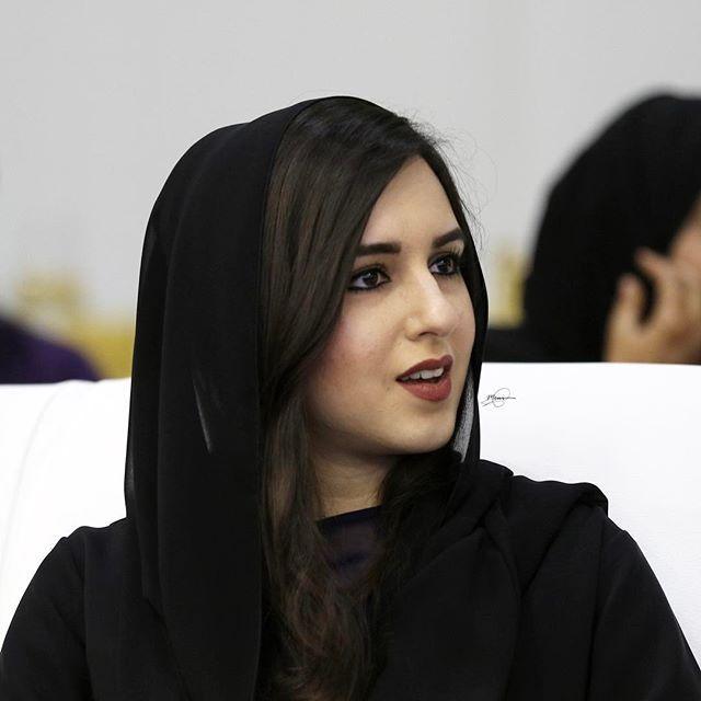 Maryam bint Mohammed bin Rashid Al Maktoum (1ª), 03/2017. Foto: monimoon3