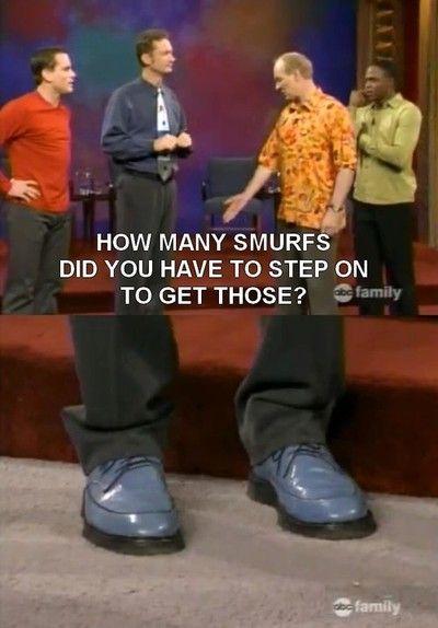 How many Smurfs?