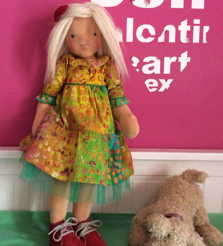 muñecas waldorf,muñecas hechas a mano, handmadedolls,muñecas tela.muñecas artesania, de HadmadebyMarisa en Etsy