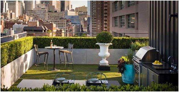 Tips Lengkap Cara Membuat Roof Garden #iDeaRumahIdaman #roofgarden $tipsroofgarden #desaintaman #desaintamanatap
