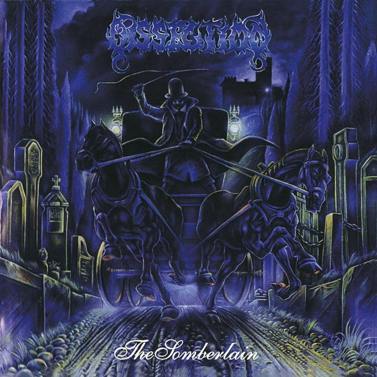 Dissection - The Somberlain (1993)