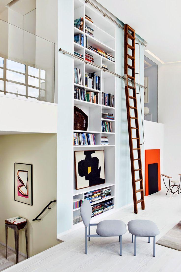 Modern loft in London | Daily Dream Decor
