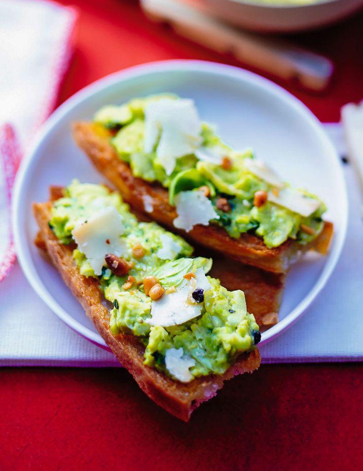 Recette de Pesto de fèves et pecorino Picard : une idée d'apéritif idéale pour des repas en famille ou entre amis.