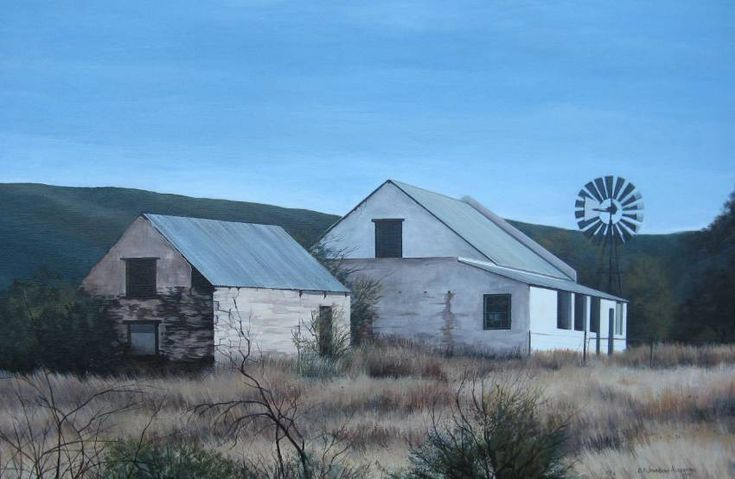 Beautiful Farm Homesteads in the Karoo #LoveTheKaroo #Visitus #Roadtrip