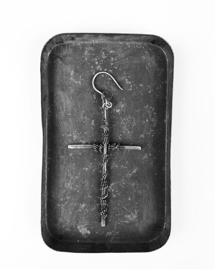 DANIELE BASTA Leather and silver 925