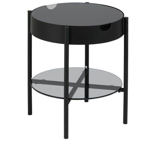 Dieser Beistelltisch Rund Aus Metall Und Glas Liefert Ihnen Vorteile Auf Zwei Ebenen Zunachst Fallt Beistelltische Wohnzimmer Glascouchtische Beistelltisch