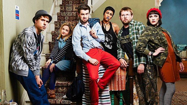 Comedy drama series from the creators of Peep Show about the hilarious, and often painful, truths of being a student