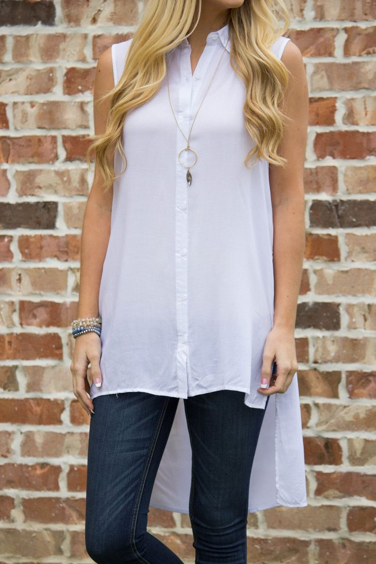 Sheer Luck White Top