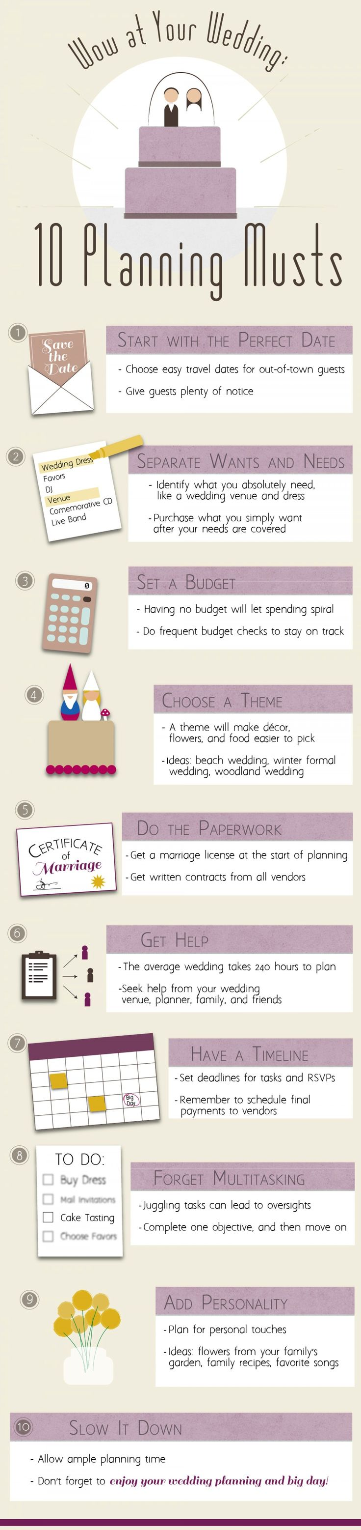 10 Wedding Must Do Checklist Get Help From Our Coordinators Circleofloveweddings