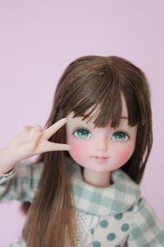 Ooak custom licca doll | by lovelydolls37