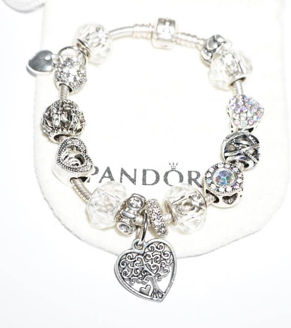 Jared Jewelry Pandora Bracelet: 397 Best Authentic Jared Pandora Bracelets Images On Pinterest