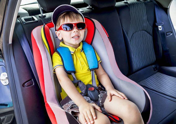 14 idées astucieuses pour bien préparer un long trajet en voiture avec ses enfants