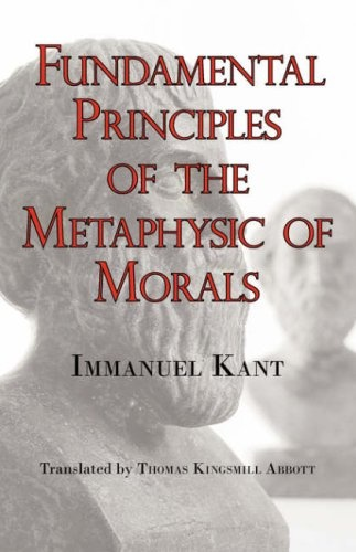 an analysis of kantian philosophy of morality Part of the continental philosophy commons, and the ethics and political   kant's view that the analysis of morality yields a unique, substantive moral prin.