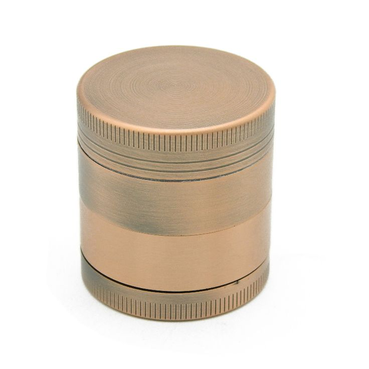 New Bronze Colors 4 Layers Herb Grinder Hand Muller Smoking Accessories Herbal Crusher Good Quality Pollen Spice Weed Grinder //Price: $ , & FREE Shipping // #grinder #maryjane #high #stoner #chill #smoke #joint #420 #pot  #herb #grass #kush