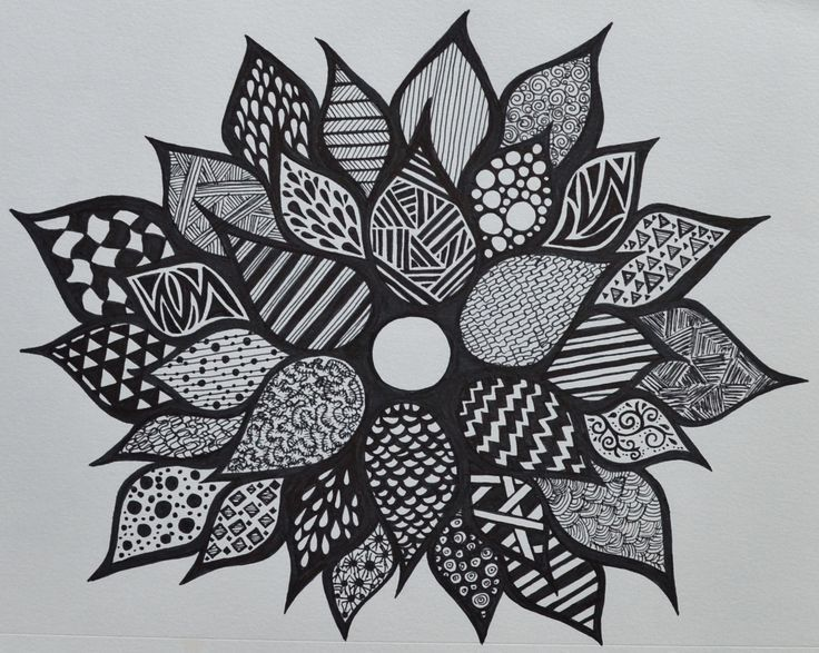 cool designs to draw with sharpie. sharpie flower zentangle sf my marker art and doodles cool designs to draw with o