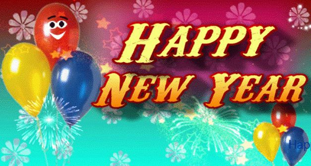 Happy New Year wallpaper HD free Download 2018
