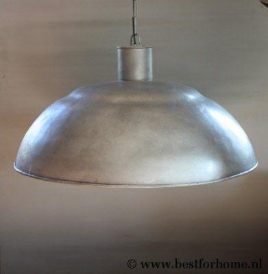 Super Grote Stoere Metalen Hanglamp Sober Industrieel Landelijke Lamp NO.650