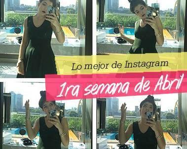 Lo mejor de tus celebs en Instagram, ¿quién tomó la selfie más divertida?-> http://www.seventeenenespanol.com/celebridades/gossip/706494/mejor-instagram-abril-2014/