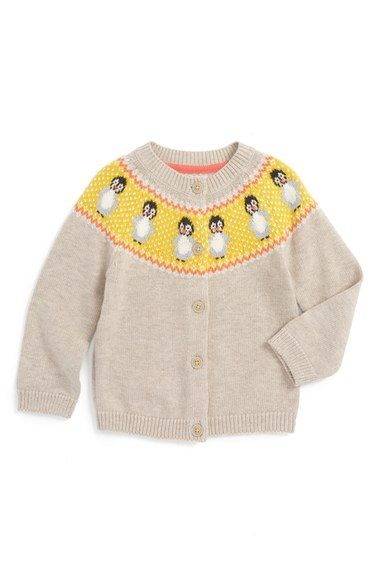 Mini Boden Fun Cardigan (Baby Girls & Toddler Girls) available at #Nordstrom