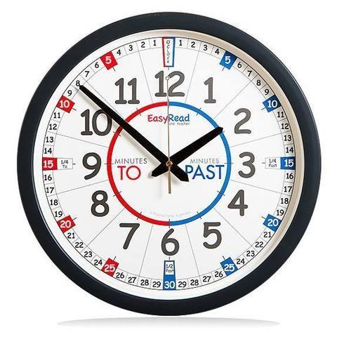 Easyread Time Classroom Clock