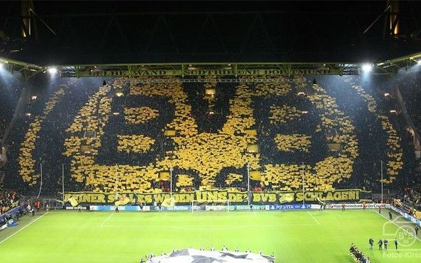 Borussia Dortmund ultras