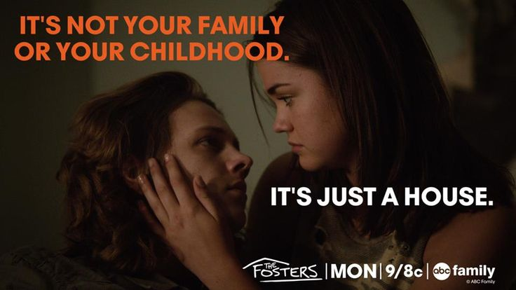 The Fosters ABC Family | Season 1, Episode 6 Saturday | Quotes