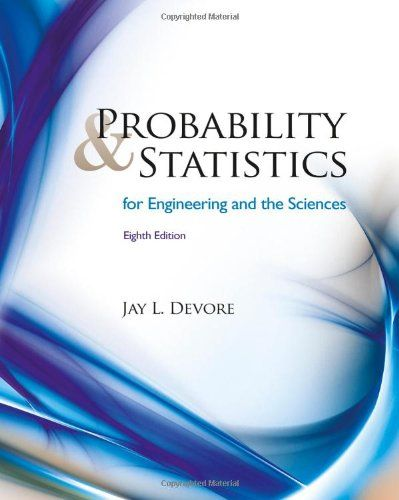 I'm selling Probability and Statistics for Engineering and the Sciences by Jay L. Devore - $20.00 #onselz