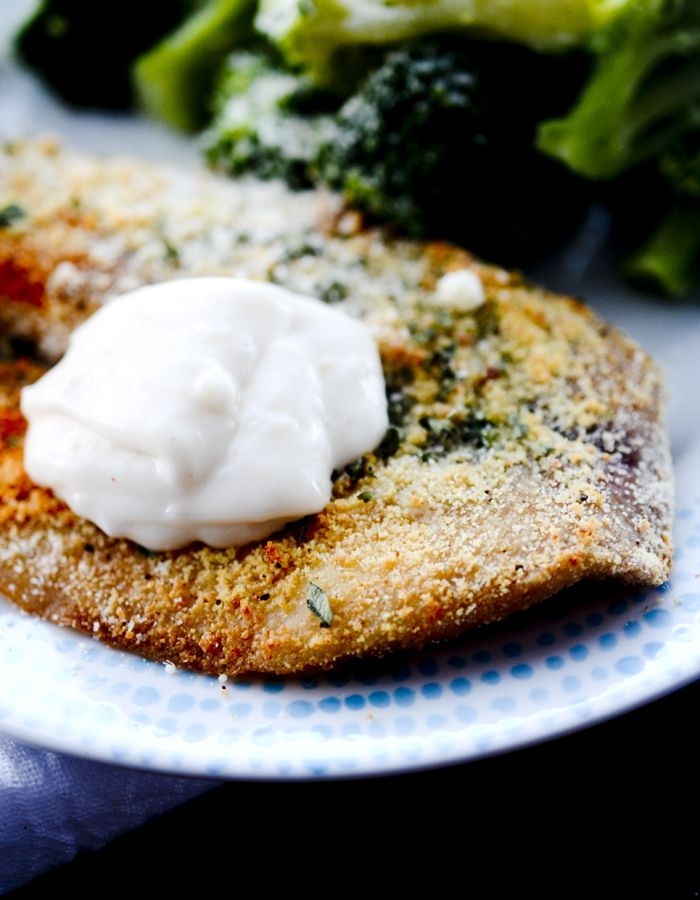 Weight Watchers SmartPoints=4: Parmesan Crusted Tilapia – Recipe Diaries