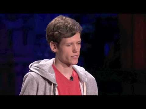 "▶ ""moot"" (Christopher Poole) @ TED 2010 - part 1/2 - YouTube Christopher Poole, aka ""moot"" speaks about today's anonymity's place."