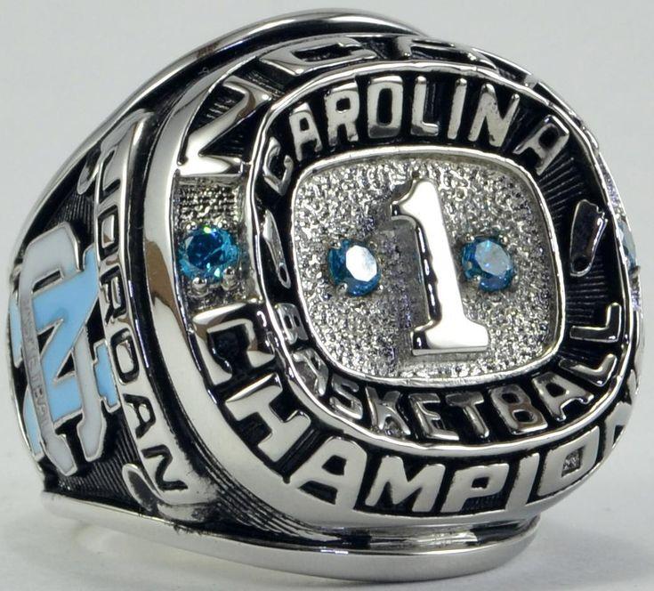 1982 ncaa championship ring. MJ.