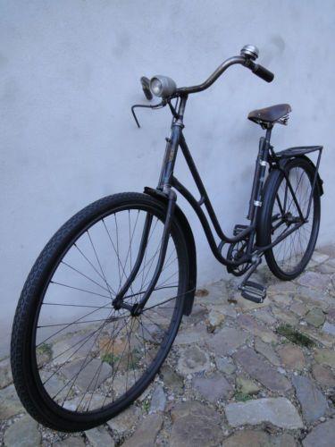 Antik, Altes Diamant Damen Fahrrad Rahmen Nr. 2440517   eBay