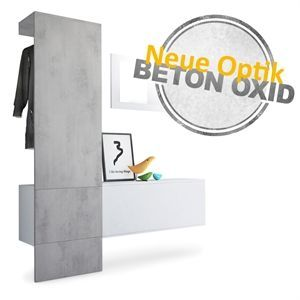 die besten 25 betonoptik farbe ideen auf pinterest tapete betonoptik k che betonoptik und. Black Bedroom Furniture Sets. Home Design Ideas