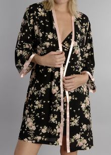 Moonlight Romance crepe robe  http://www.comparestoreprices.co.uk/lingerie-and-nightwear/oscar-de-la-renta-pink-label-moonlight-romance-crepe-robe.asp  #robes #designerrobe #eveningrobe