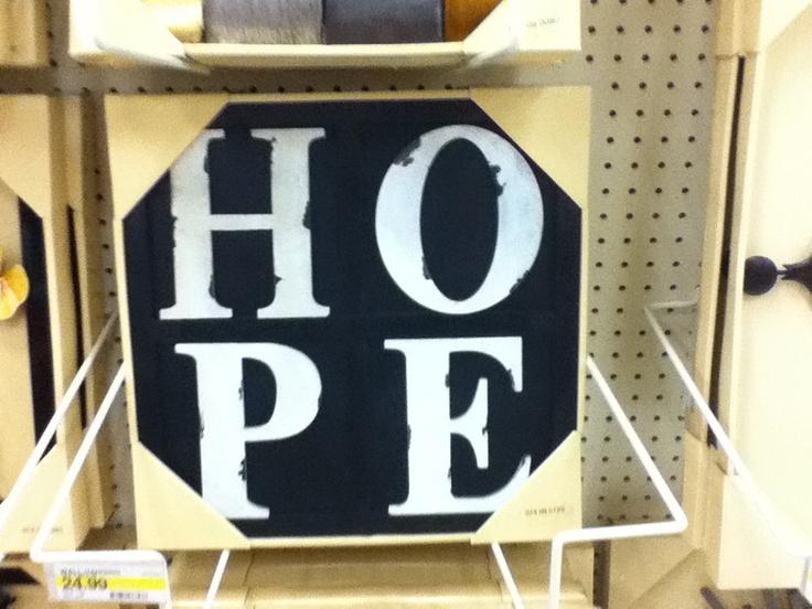 Black white hope