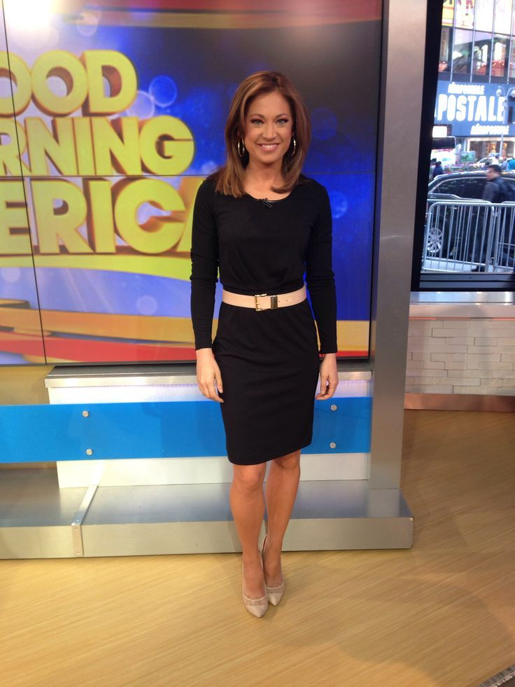 Good Morning America Girl With Acne : Best ginger zee images on pinterest