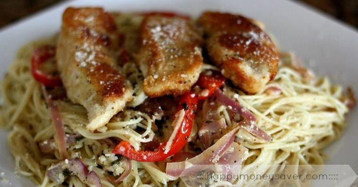 Chicken Scampi Recipe Gardens Scampi Recipe And Le 39 Veon Bell