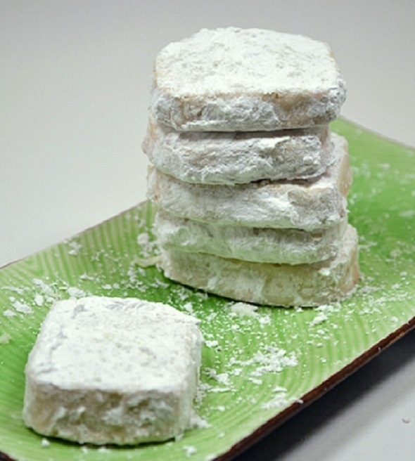 Lime Meltaways! Oh yeah! | Food & Recipes | Pinterest