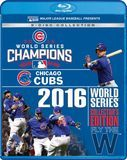 2016 World Series Champions: The Chicago Cubs [Blu-ray/DVD] [2016]