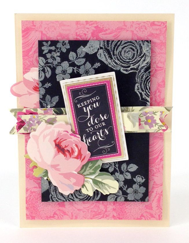 © Anna Griffin, Inc. 20th Anniversary Stamp Set, featuring 30 of Anna's most spectacular stamp designs, from beautiful florals to fantastic corner details to stunning swirls!