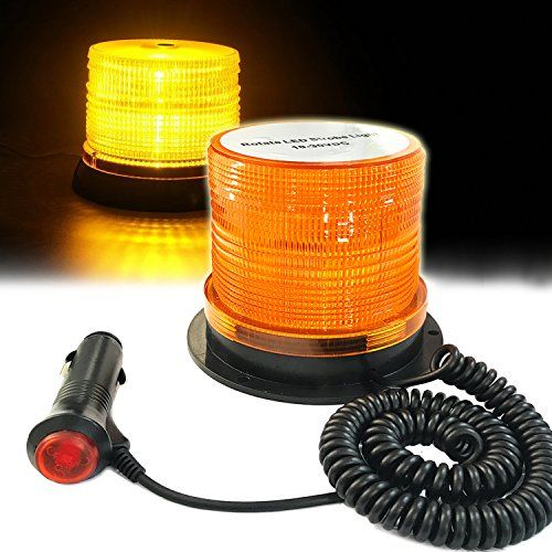 LED Strobe Light, Big Ant Amber 48 LED Warning Lights Safety Flashing Strobe Lights with Magnetic for Most Vehicle Trucks Cars, Law Enforcement Emergency Hazard Beacon Caution Warning Snow Plow #Strobe #Light, #Amber #Warning #Lights #Safety #Flashing #with #Magnetic #Most #Vehicle #Trucks #Cars, #Enforcement #Emergency #Hazard #Beacon #Caution #Snow #Plow