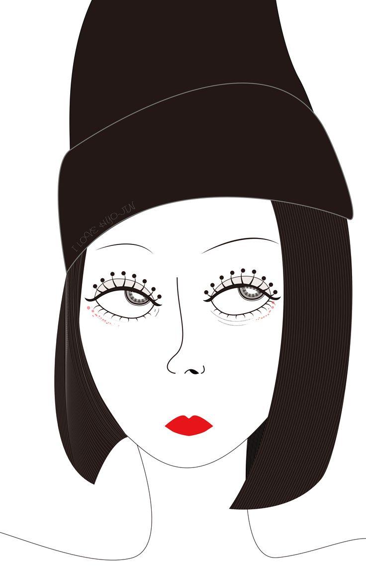 일러스트/여자 illust,illustration,graphic,drawing,doodle,adobe,일러스트,일러스트레이션,그래픽,그래픽일러스트,그래픽일러스트레이션.낙서,드로잉,펜